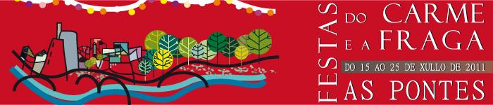 Programa de Festas do Carme e da Fraga 2011