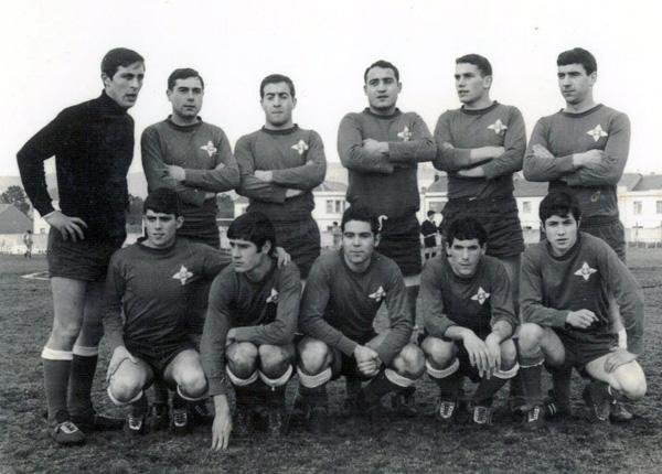 CD AS Pontes 50 aniversario