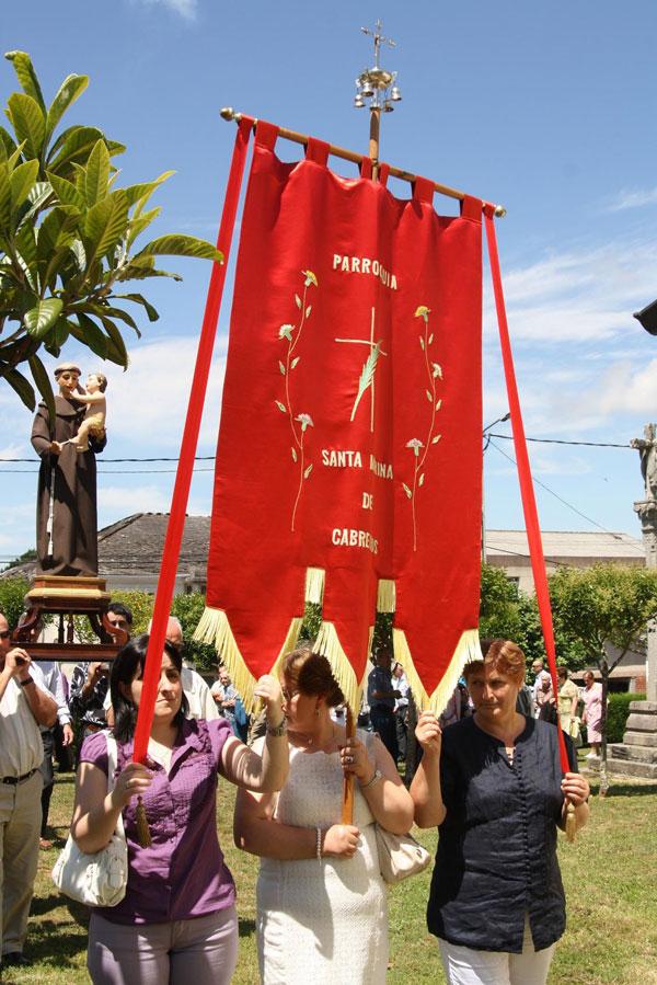 Santa Mariña Cabreiros