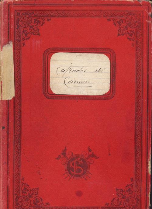 Libro de Cofrades