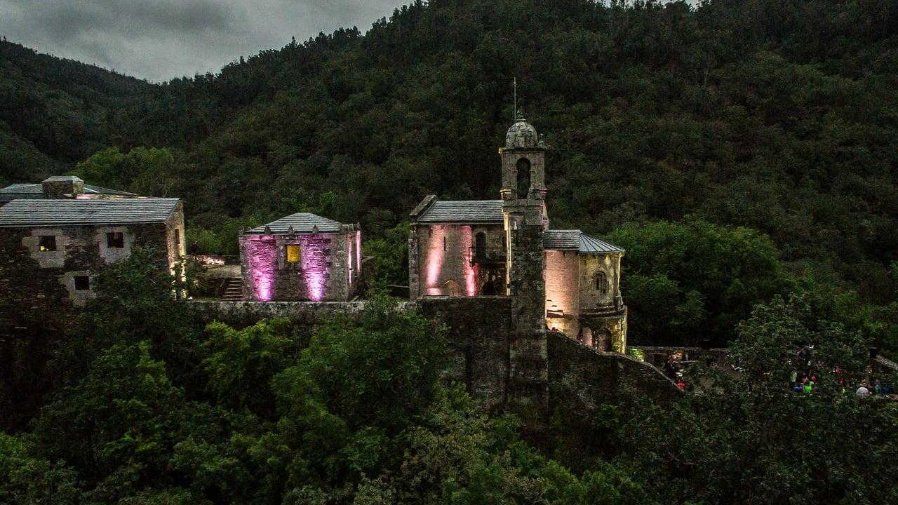 Noite no mosteiro de Caaveiro