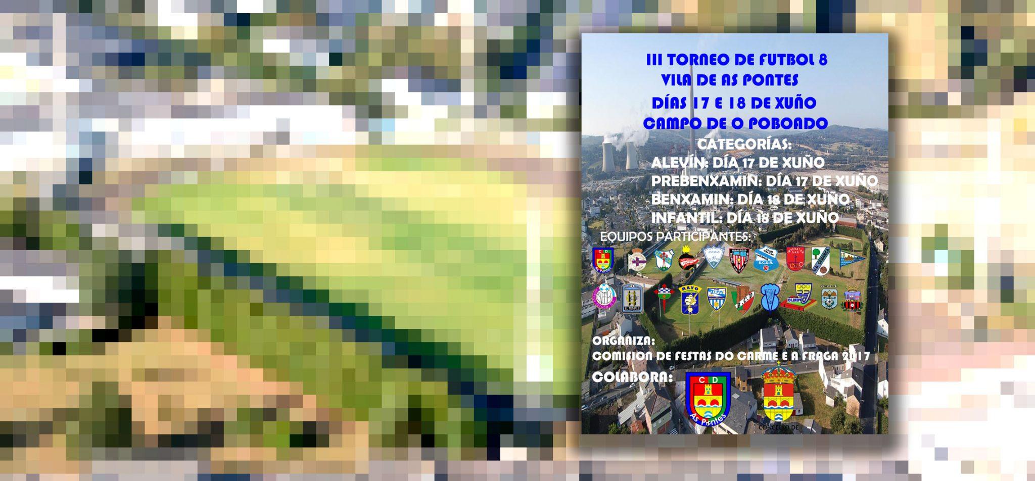 torneo futbol 8